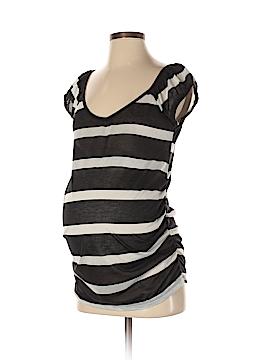 Inspire Maternity Short Sleeve Blouse Size M (Maternity)