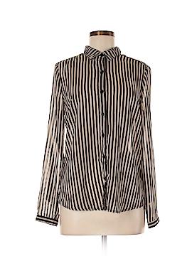 Dizzy Lizzy Long Sleeve Blouse Size M
