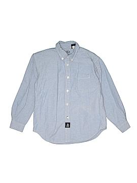 Gap Long Sleeve Button-Down Shirt Size 10