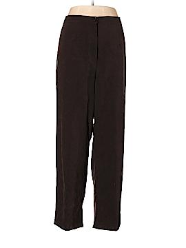 Notations Casual Pants Size 1X (Plus)