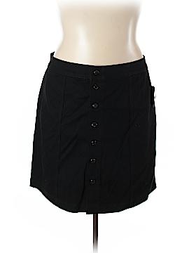 Charter Club Denim Skirt Size 18 (Plus)