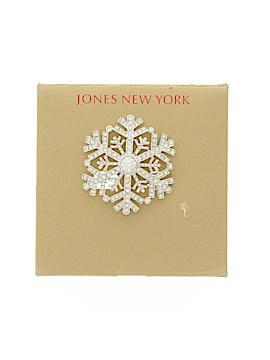 Jones New York Brooch One Size