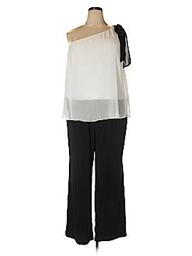 INC International Concepts Jumpsuit Size 18w (Plus)