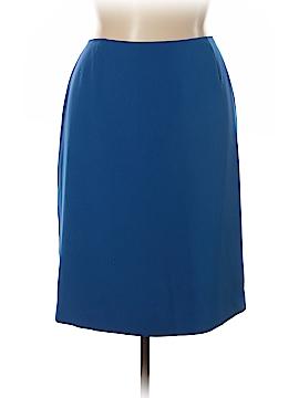 Lafayette 148 New York Casual Skirt Size 16W