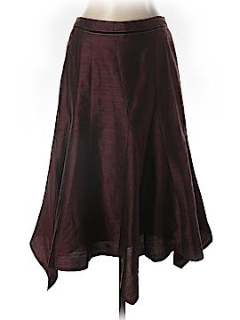 Ronen Chen Silk Skirt Size 10 (3)