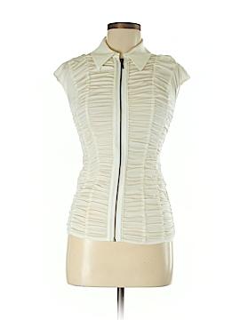 Catherine Malandrino Sleeveless Silk Top Size 4