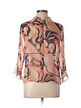 Nicola Long Sleeve Blouse Size M