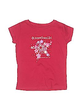 American Girl Short Sleeve T-Shirt Size S (Kids)