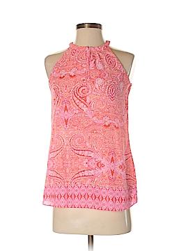 Cynthia Rowley for T.J. Maxx Sleeveless Blouse Size XS