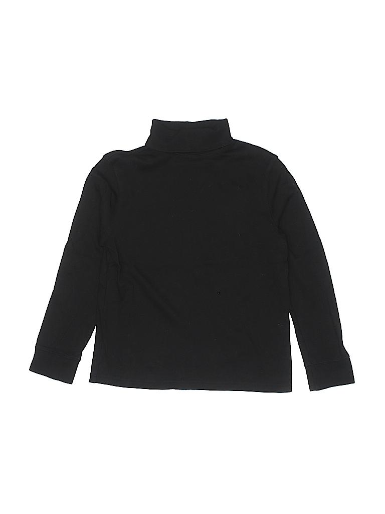 George Girls Long Sleeve Turtleneck Size 8