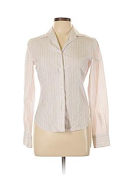 Loro Piana Long Sleeve Button-Down Shirt Size 46 (EU)