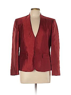 Jones New York Collection Silk Blazer Size 10