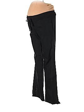 Ingrid + Isabel Linen Pants Size Lg Maternity (3) (Maternity)