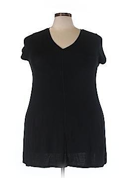 DKNY Short Sleeve T-Shirt Size 1X (Plus)