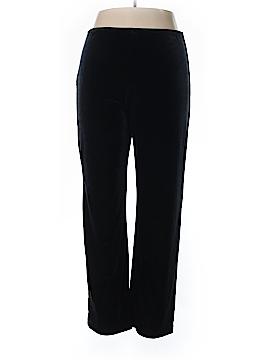 Ronni Nicole Velour Pants Size L