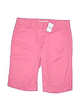 J. Crew Khaki Shorts Size 8