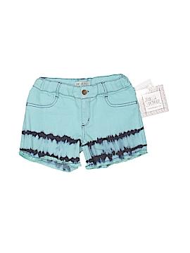 Jak & Peppar Denim Shorts Size 4T