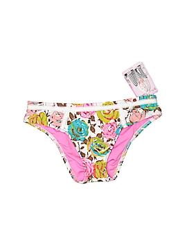 Betsey Johnson Swimsuit Bottoms Size XS
