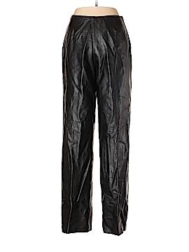 DANIER Leather Pants Size 8