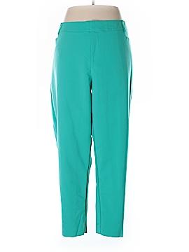 Eloquii Dress Pants Size 22 (Plus)