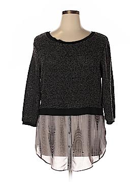 Elie Tahari Pullover Sweater Size XL