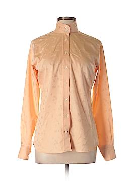 Platinum Long Sleeve Button-Down Shirt Size 38 (EU)