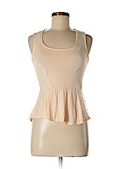 Jolt Women Sleeveless Top Size S