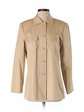 Uniform John Paul Richard Long Sleeve Button-Down Shirt Size 8 (Petite)