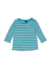 Gap Kids Girls 3/4 Sleeve T-Shirt Size 6 - 7