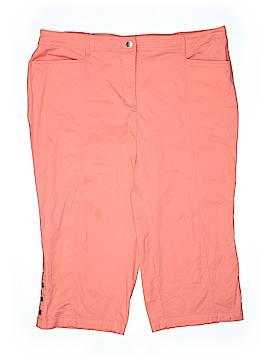 JM Collection Casual Pants Size 18W (Plus)