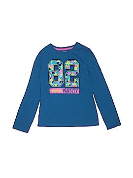Danskin Now Long Sleeve T-Shirt Size 7 - 8