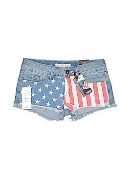 Bullhead Black Denim Shorts Size 00