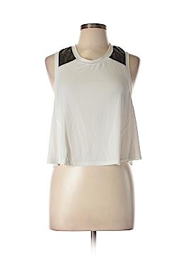 Aqua Sleeveless Top Size M
