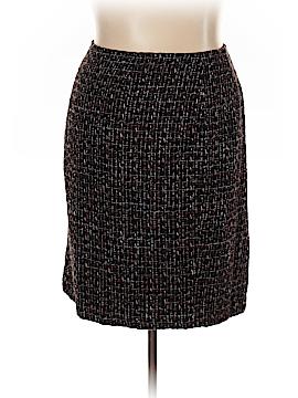 Lafayette 148 New York Wool Skirt Size 22 (Plus)