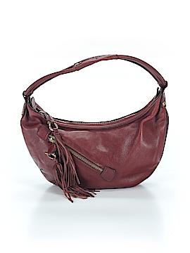 Salvatore Ferragamo Leather Hobo One Size