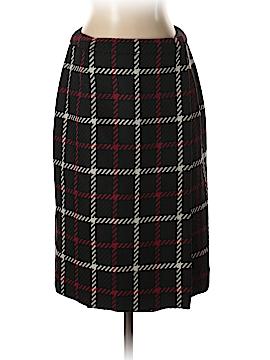 Rena Rowan Wool Skirt Size 4