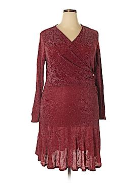 MICHAEL Michael Kors Cocktail Dress Size 2X (Plus)