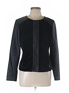Alfani Faux Leather Jacket Size 10