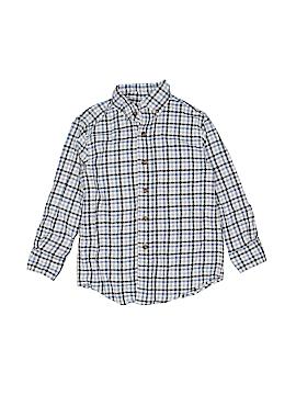 Class Club Long Sleeve Button-Down Shirt Size 4T - 4