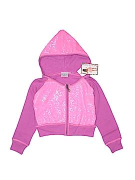 Ooh La La Couture Zip Up Hoodie Size 5