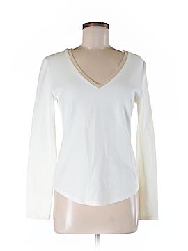 Casual Corner Long Sleeve T-Shirt Size M