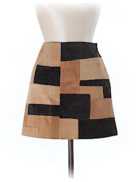 Misdemeanor Leather Skirt Size 7
