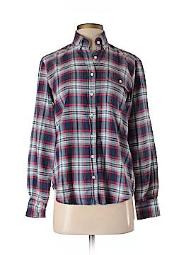 Gant Long Sleeve Button-Down Shirt Size 4
