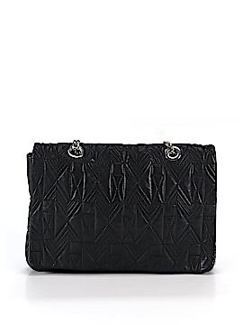 Badgley Mischka Leather Shoulder Bag One Size