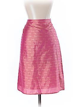Trussardi Silk Skirt Size 44 (IT)