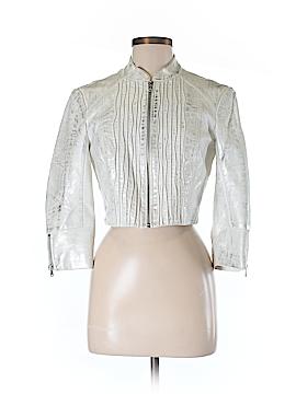 BKE Faux Leather Jacket Size M