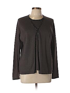 Victoria Jones Pullover Sweater Size L
