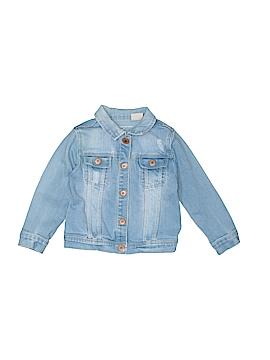 Zara Denim Jacket Size 2 - 3