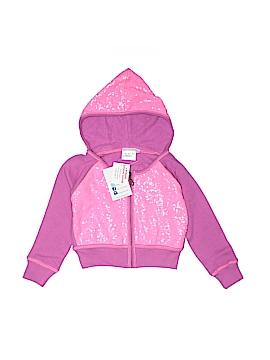 Ooh La La Couture Zip Up Hoodie Size 4