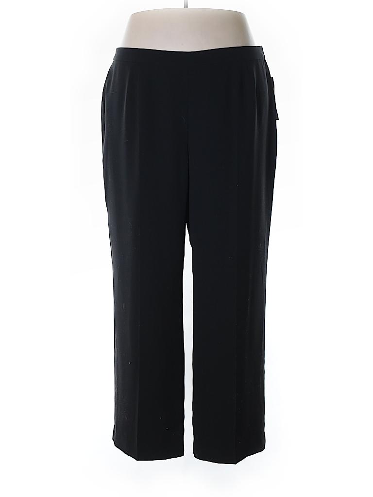 NIPON BOUTIQUE Women Dress Pants Size 22W (Plus)